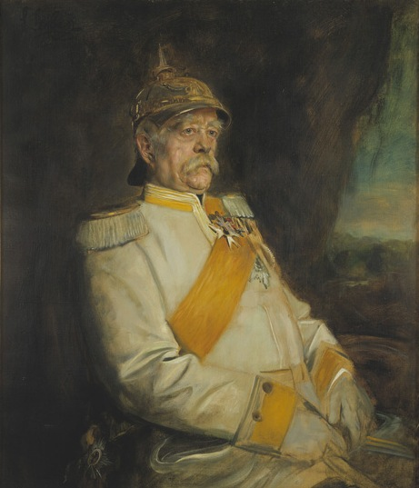 a history of the unification of germany by prussia and the success of otto eduard leopold von bismar